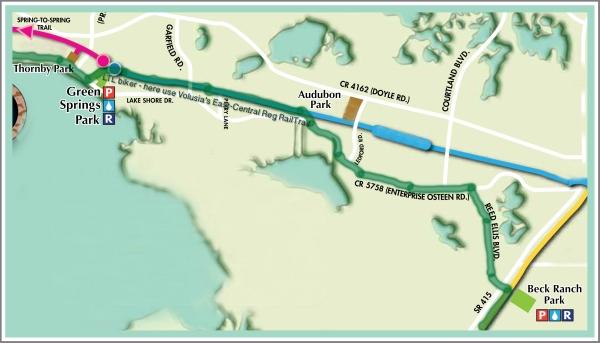 east-central rail-trail off enterprise-osteen road